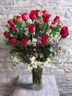 Two Dozen Roses-- $175.00-Item R24